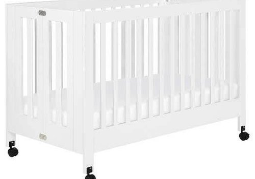 Baby Letto Baby Letto Maki Full Folding Crib In White