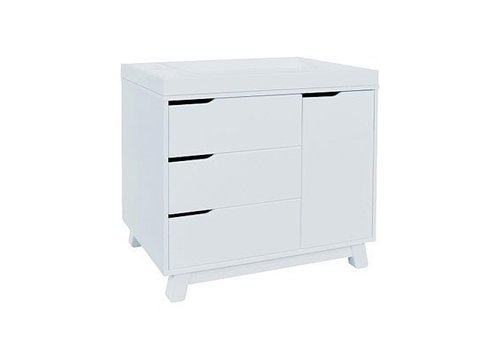 Baby Letto Baby Letto Hudson Dresser With Changer Tray In White With White