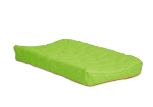Nook Sleep Nook Sleep Organic Pebble Changing Pad In Lawn