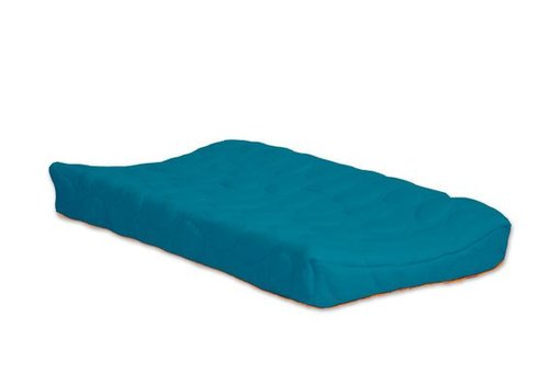 Nook Sleep SALE!! Nook Sleep Organic Pebble Changing Pad In Peacock