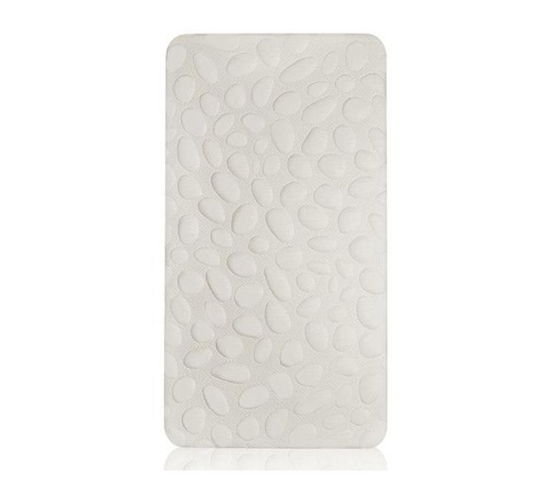 Nook Sleep Pebble Lite Crib Mattress In Cloud (Non-Toxic Foam) 2 Stage