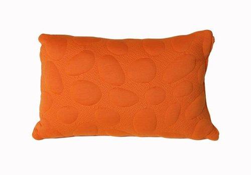Nook Sleep Nook Sleep Pebble Pillow Standard Size In Poppy