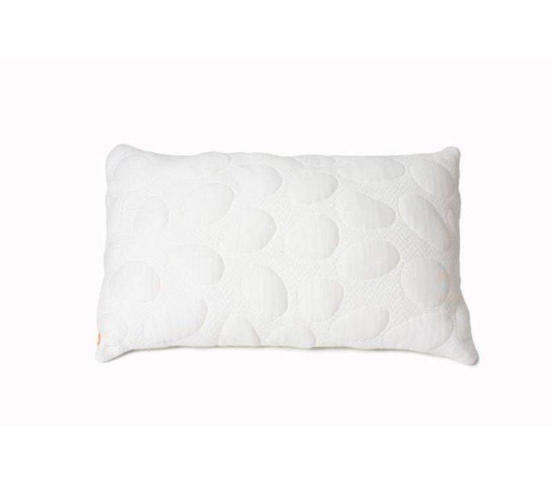 Nook Sleep Pebble Pillow Standard Size In Cloud