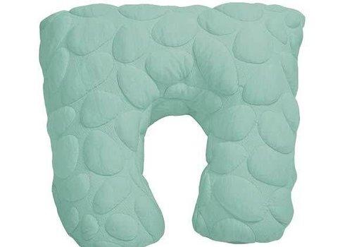 Nook Sleep Nook Sleep Niche Nursing Pillow In Sea Glass