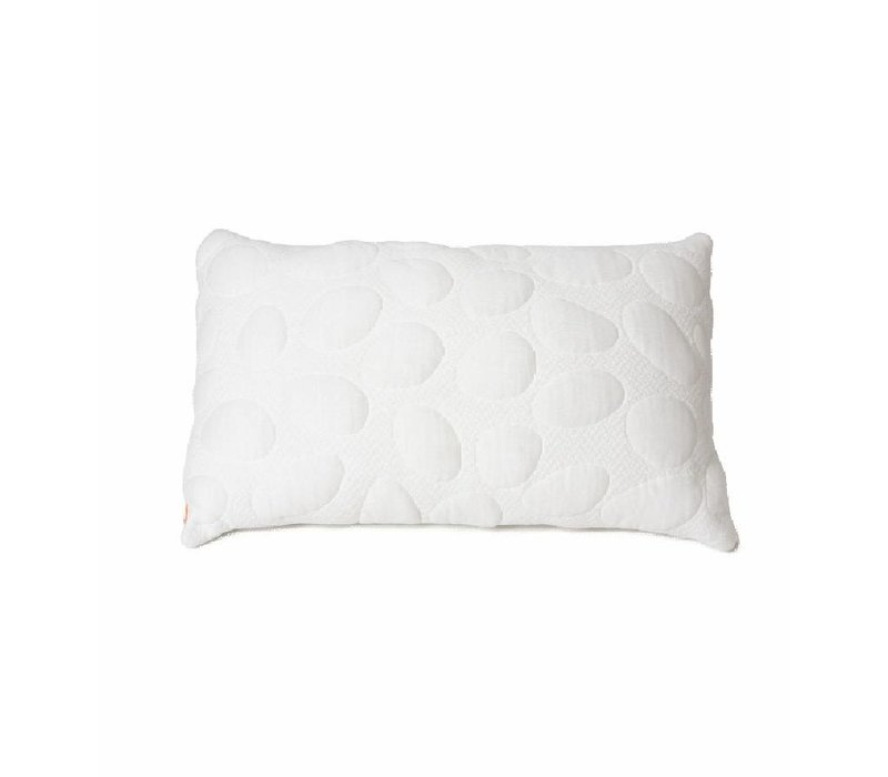 Nook Sleep Pebble Junior Pillow Standard Size In Cloud