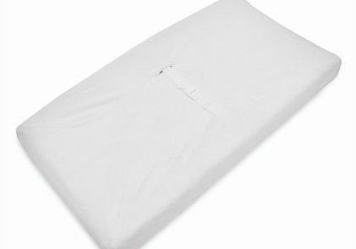 American Baby American Baby Changing Pad Cover In White