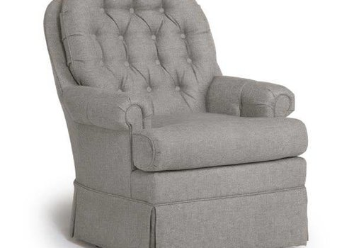 Best Chairs Best Chairs Story Time Beckner Swivel Glider- Custom Design Your Own Color