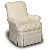Best Chairs Story Time Nava Swivel Glider- Custom Design Your Own Color