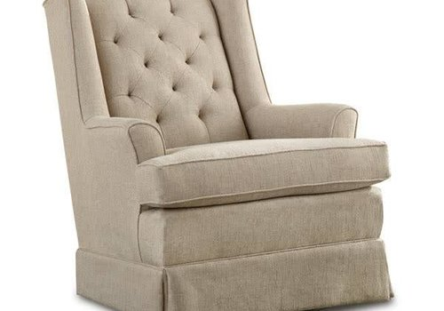 Best Chairs Best Chairs Story Time Nikole Swivel Glider- Custom Design Your Own Color