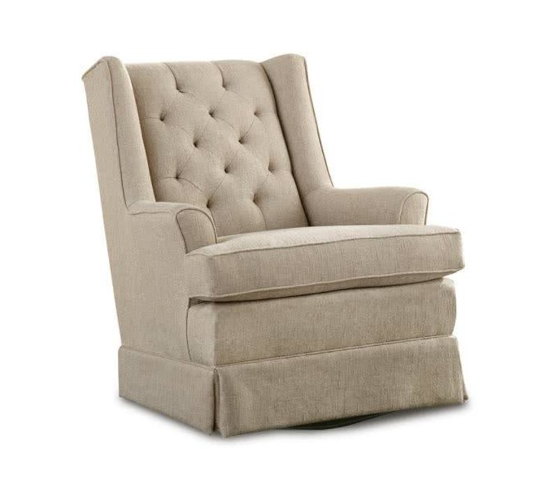 Best Chairs Story Time Nikole Swivel Glider- Custom Design Your Own Color