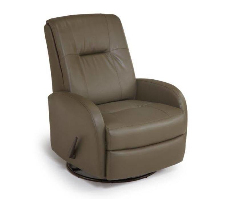 Best Chairs Story Time Ruddick Swivel Glider Recliner- Custom Design Your Own Color