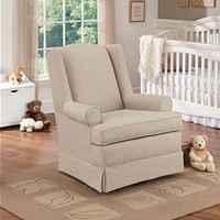 Best Chairs Story Time Roni Swivel Glider- Custom Design Your Own Color