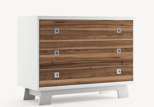 Dutailier Dutailier Pomelo 3 Drawer Dresser- Custom Design Your Own Color