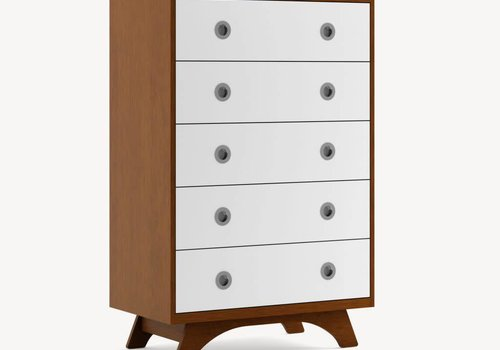 Dutailier Dutailier Melon 5 drawer dresser- Custom Design Your Own Color