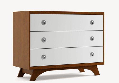 Dutailier Dutailier Melon 3 Drawer Dresser- Custom Design Your Own Color