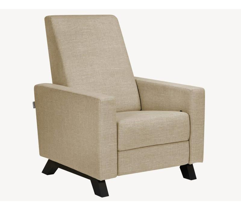 Dutailier Classico Glide, Recline, Swivel, With Footrest - Custom Design Your Own Color
