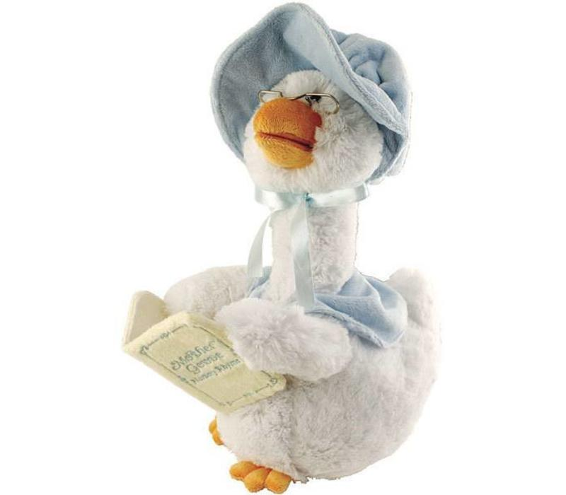 Cuddle Barn Animated Mother Goose In Blue