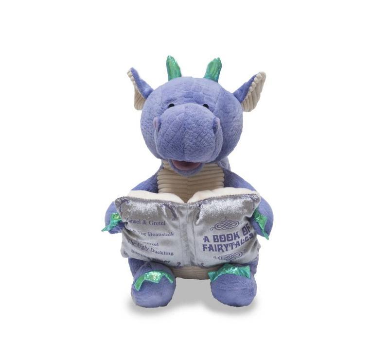 Cuddle Barn Preston Dalton The Storytelling Dragon