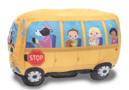 Cuddle Barn Cuddle Barn Animated Bus Wheelie