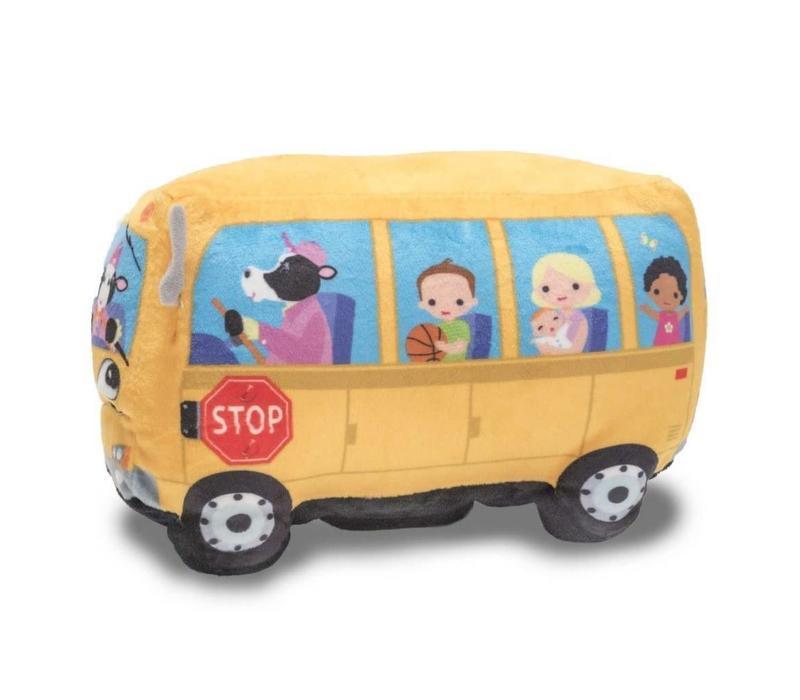 Cuddle Barn Animated Bus Wheelie