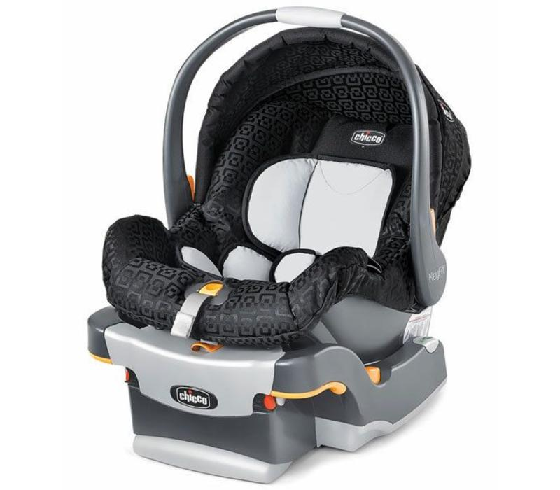 Chicco KeyFit 22 Infant Car Seat With Base In Ombra