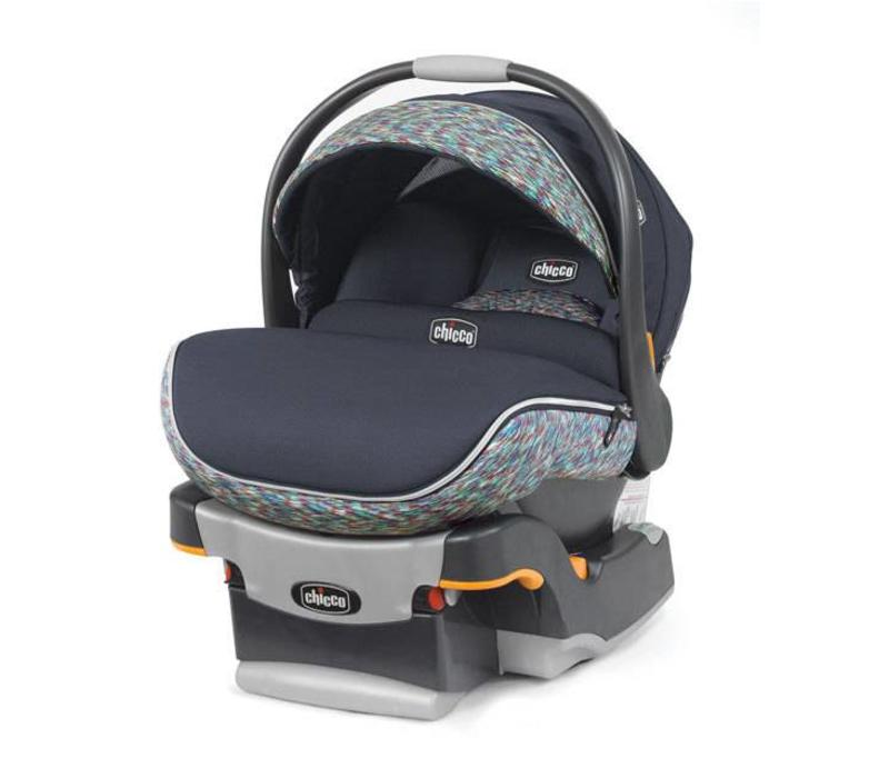 Chicco KeyFit Zip 30 Infant Car Seat With Base In Privata