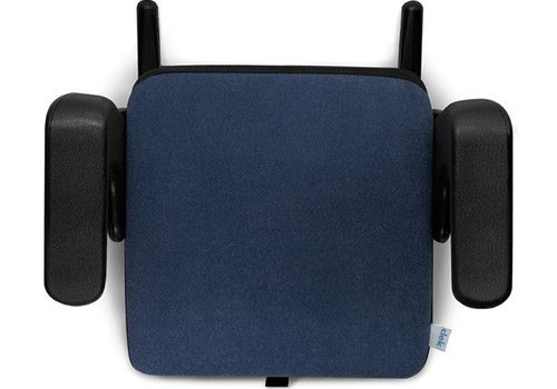 Clek Clek Olli Cypton Super Fabric Booster Seat In Ink