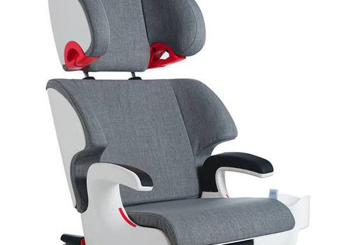Clek Clek Oobr Crypton Super Fabric Booster Seat In Cloud