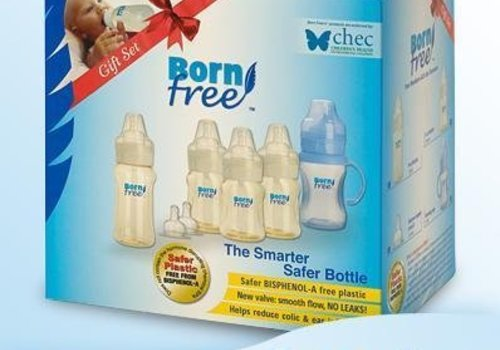 Born Free CLOSEOUT!!! Born Free Gift Set