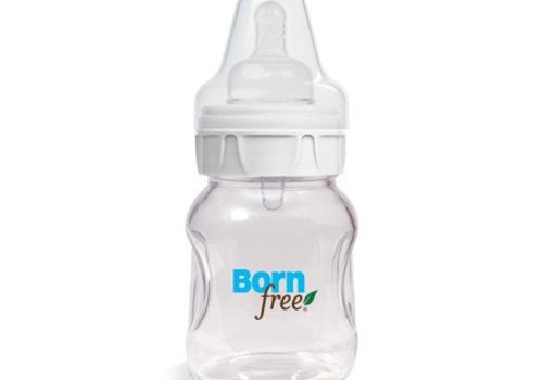 Born Free CLOSEOUT!!! Born Free 5 Ounce Glass Bottles - No Sleeve (1 Piece)