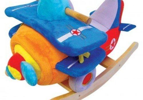 Charm Charm Bi-Plane Rocker