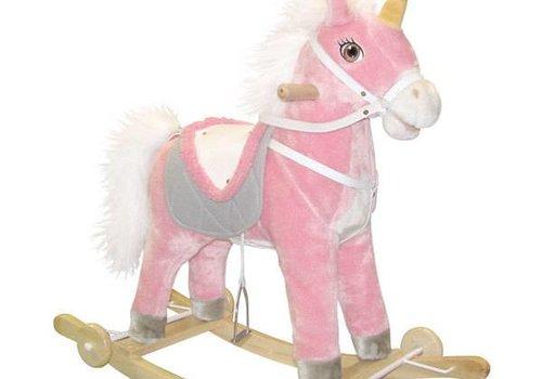 Charm Charm Pink Unicorn Wheels/Rocker