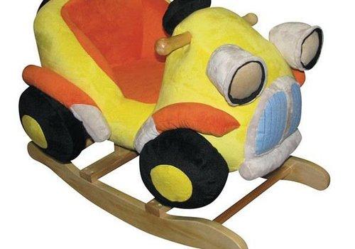 Charm Charm Yellow Car Rocker