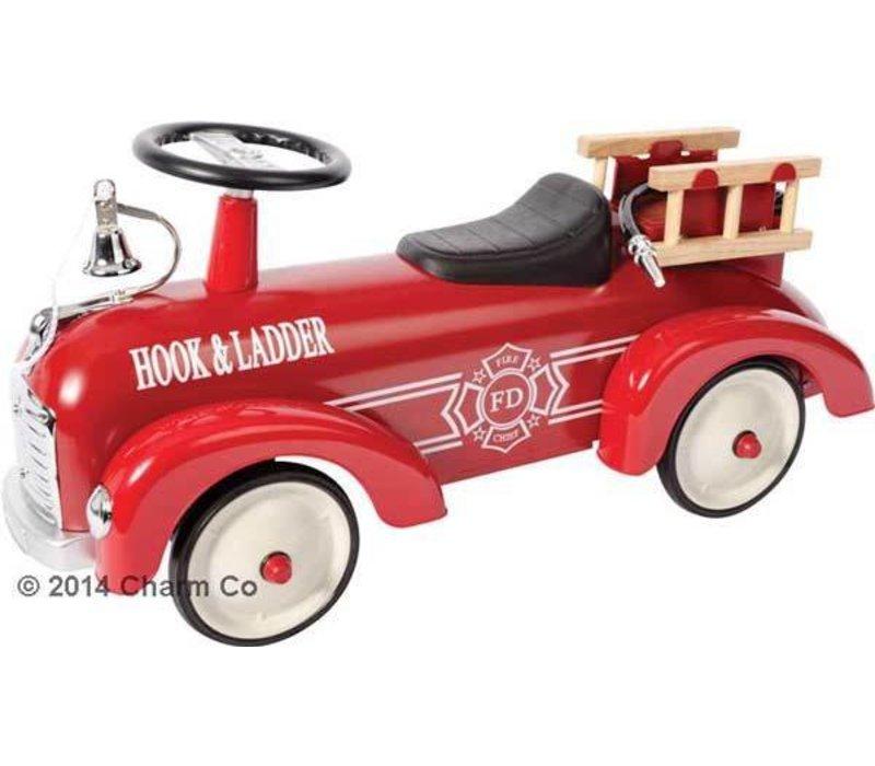 Charm Speedster Fire Truck