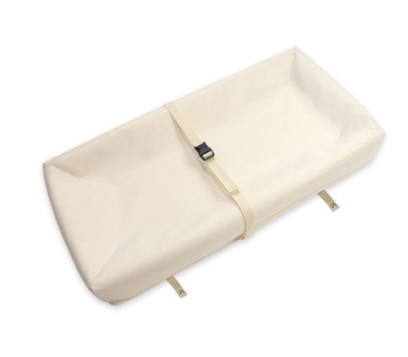 """SALE!! Naturepedic Changing Pad 4 Sided Contoured 16.5"""" x 31.5"""" x 4"""""""