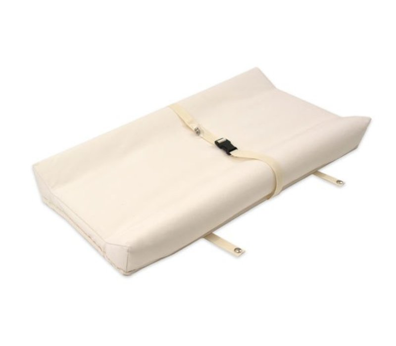 """SALE!! Naturepedic  Changing Pad 2 Sided Contoured 16.5"""" x 31.5"""" x 4"""""""