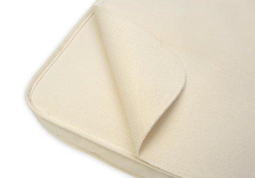 Naturepedic Naturepedic Organic Cotton Waterproof Protector Pad - Portacrib Flat