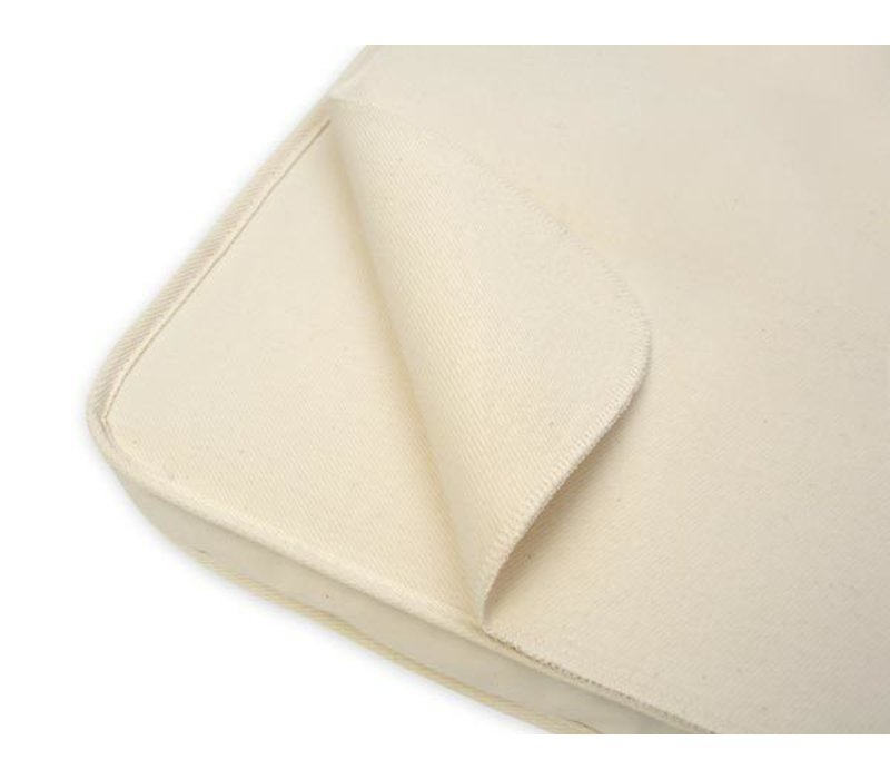 Naturepedic Organic Cotton Waterproof Protector Pad - Bassinet Flat