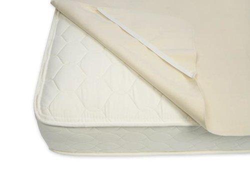 Naturepedic Naturepedic Waterproof Organic Cotton Protector Full with Straps