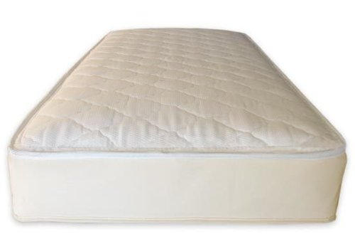 Naturepedic Naturepedic Twin XL Size Mattress 2 in 1 Organic Cotton Ultra