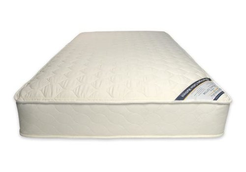 Naturepedic Naturepedic One Sided Full Size Mattress Quilted Organic Cotton Deluxe
