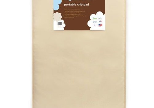 Naturepedic Naturepedic Organic Cotton Portacrib Mattress