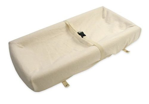 Naturepedic Naturepedic Organic Cotton Changing Pad cover 4-Sided Contoured