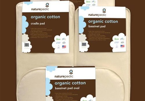 Naturepedic Naturepedic Organic Cotton Cradle Square