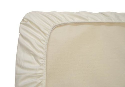 Naturepedic Naturepedic Organic Cotton Ivory Crib Sheet (1 Pack)