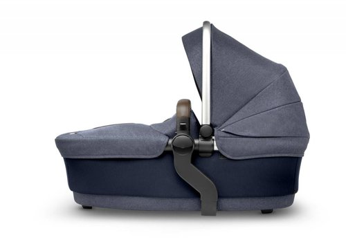 Silver Cross Silver Cross Wave Bassinet - Midnight Blue