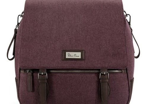Silver Cross Silver Cross Wave Changing Bag - Claret