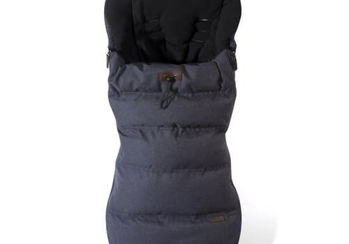 Silver Cross Silver Cross Wave Footmuff - Midnight Blue