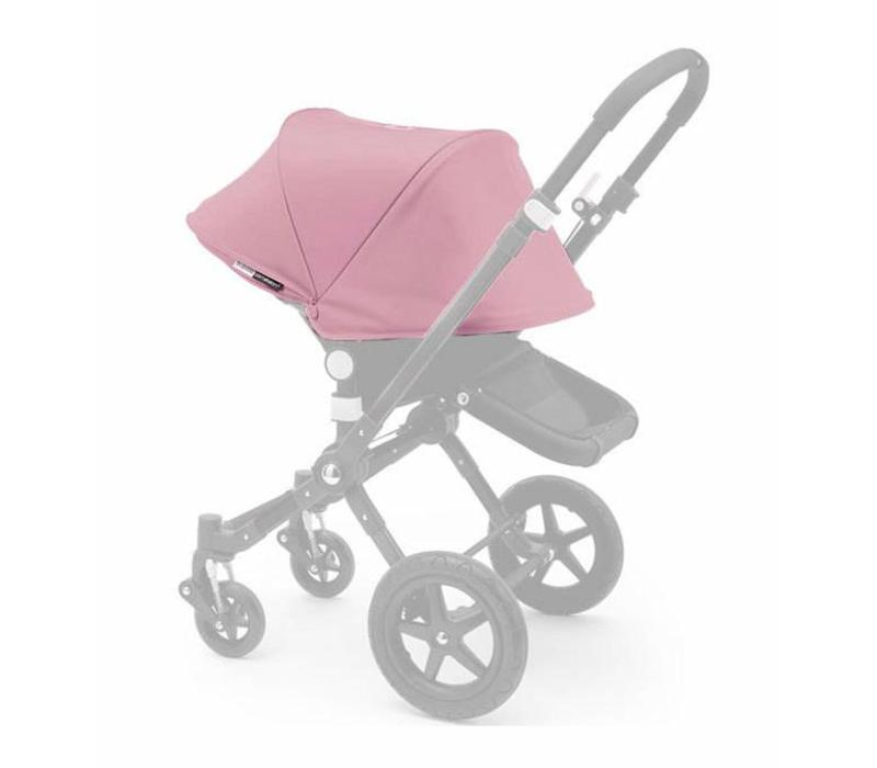 2017 Bugaboo Cameleon3 Tailored Set Extendable Sun Canopy In Soft Pink