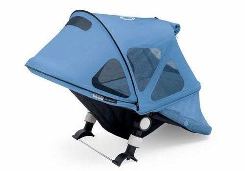 Bugaboo Bugaboo Cameleon3 Breezy Sun Canopy In Ice Blue
